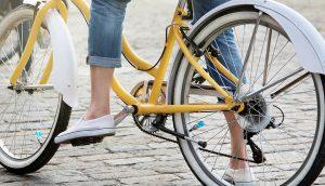 Vad kännetecknar en damcykel?